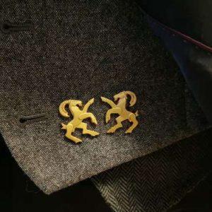 Helsingebockar pins
